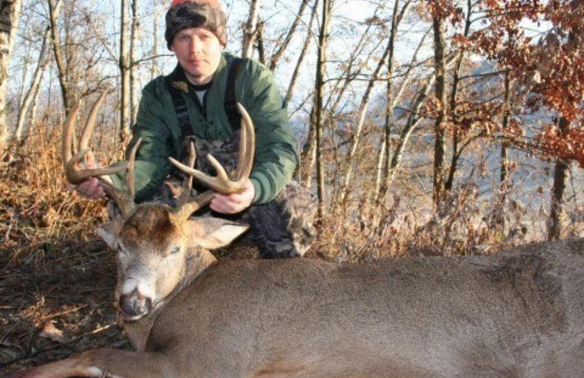 whitetail cold front strategies
