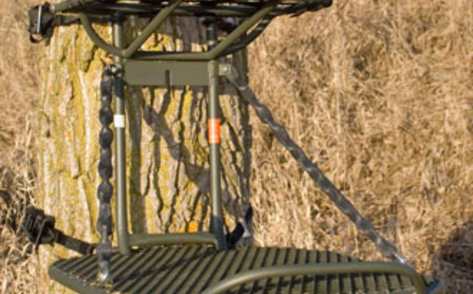 All Day Treestand Comfort Whitetail Habitat Solutions
