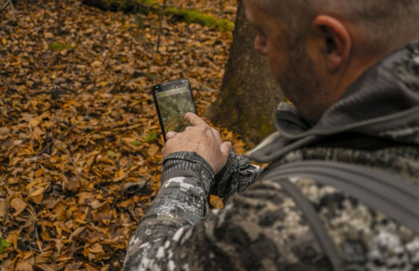buck scouting tips