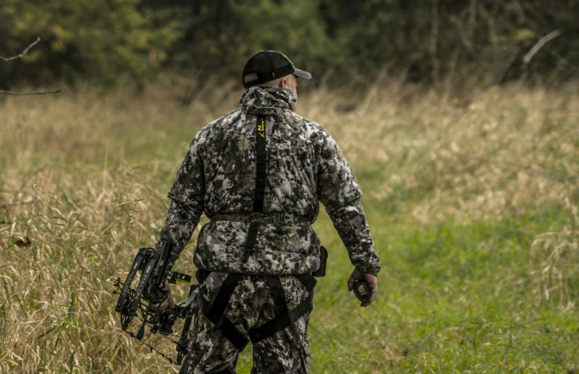 scouting public land for whitetails