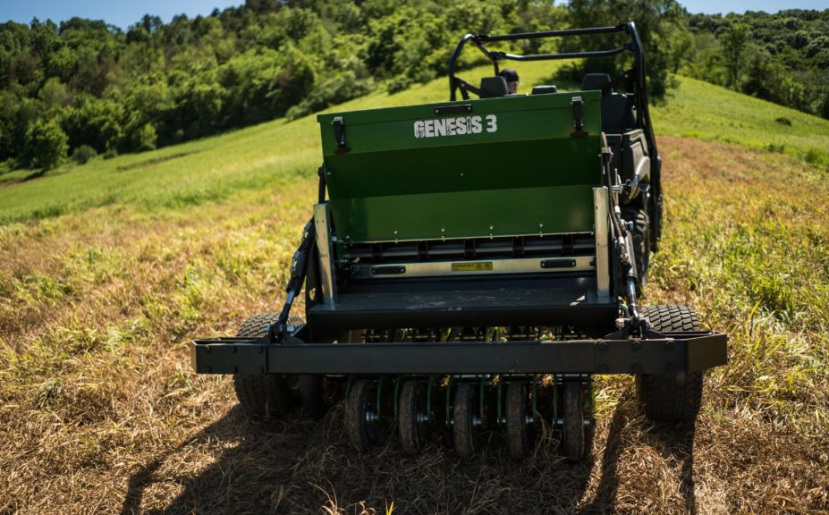 how to plant switchgrass
