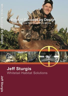 Whitetail Success By Design Cover 1